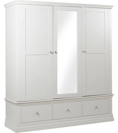 White Wooden Wardrobe Google Search