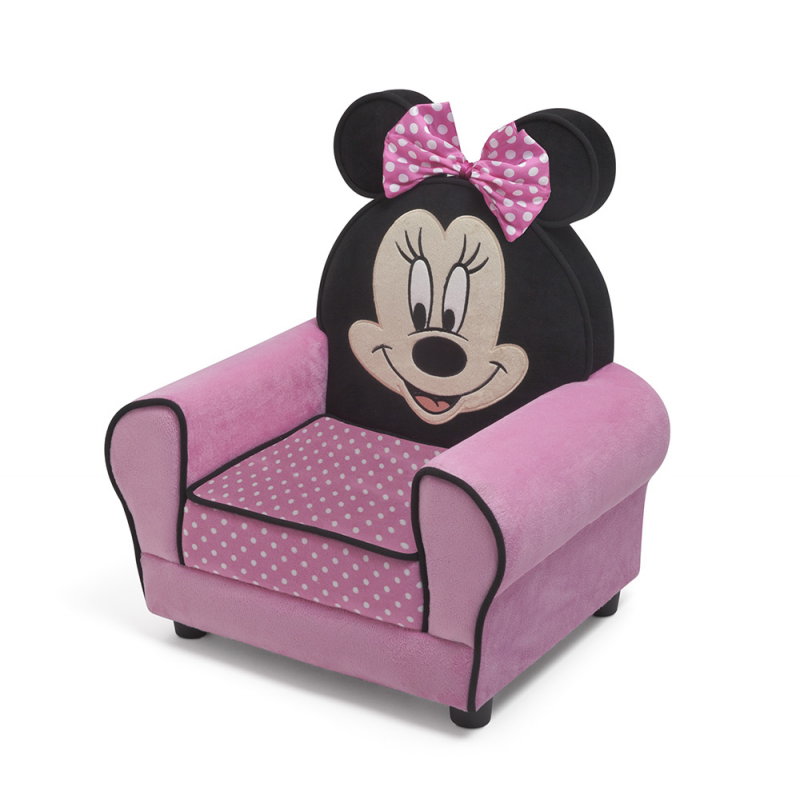 Minnie Mouse Upholstered Chair Tommy Bahama Beach Bjs Sillón Infantil Disney, Complemento Ideal Para Un Dormitorio #disney # ...