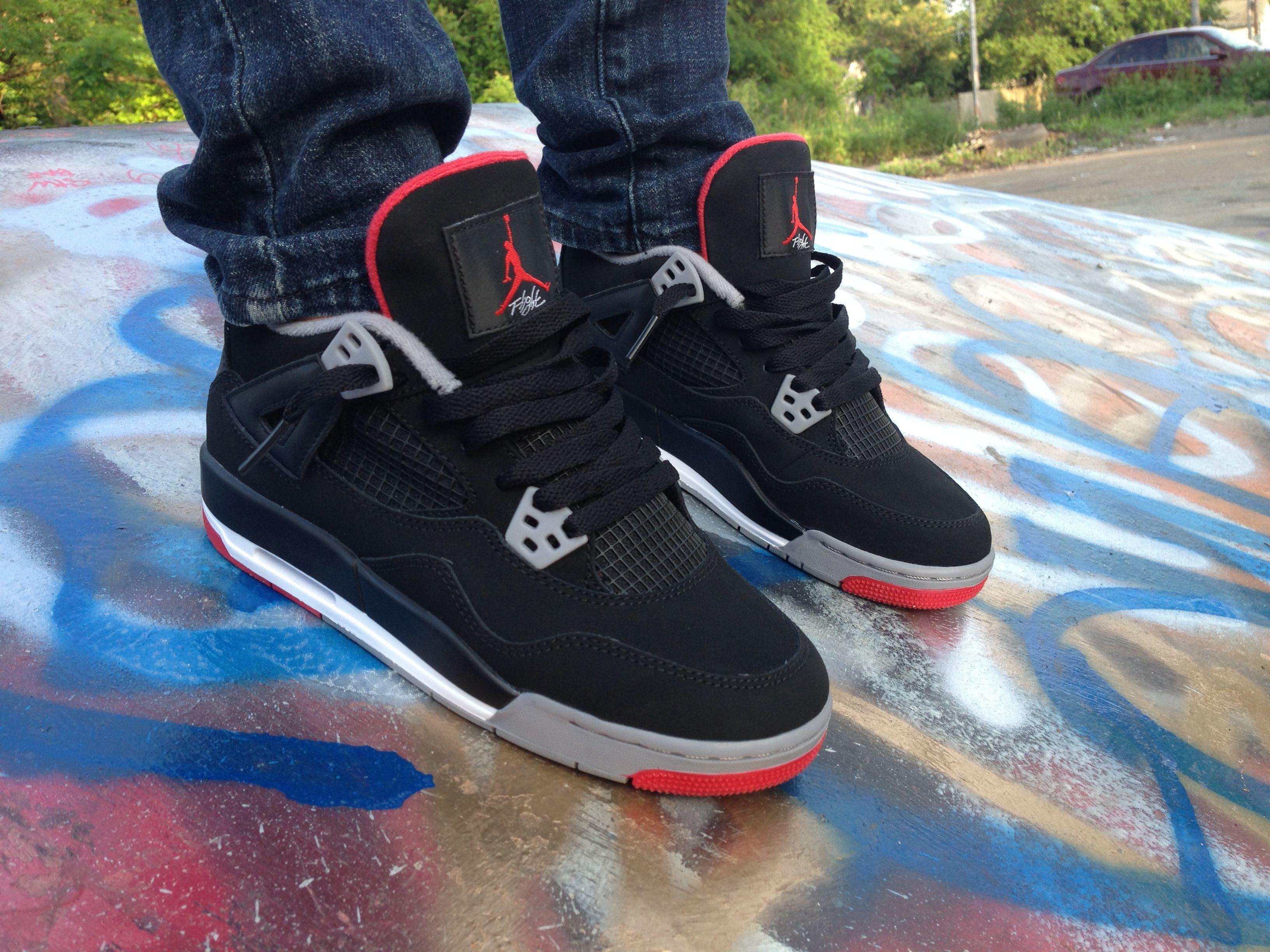 Black Cement 4s   Black cement