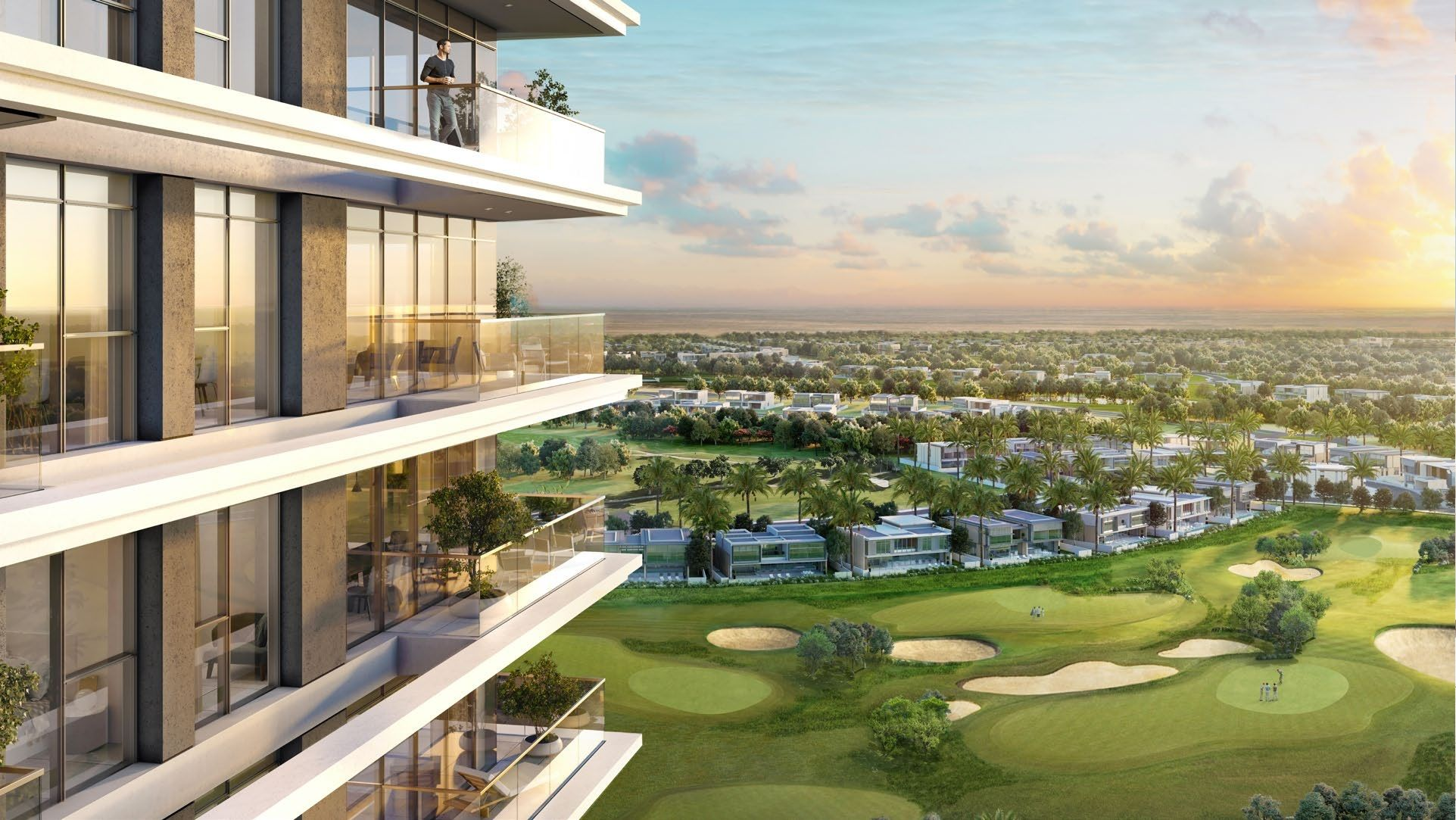 Golf Suites at Dubai Hills Estate by Emaar | Apartments for sale, Luxury  townhouse, Golf courses