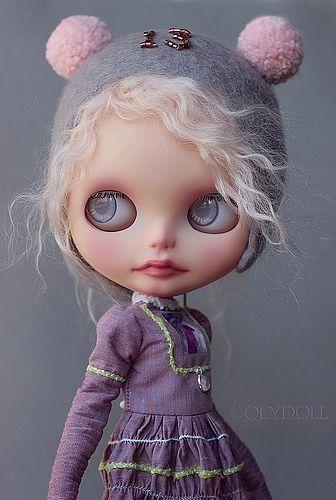 Blythe Lucky Lilac Bear   Flickr - Photo Sharing!