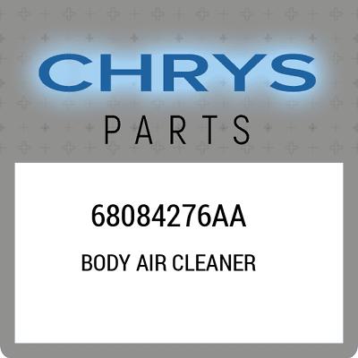 Sponsored Ebay 68084276aa Chrysler Body Air Cleaner 68084276aa