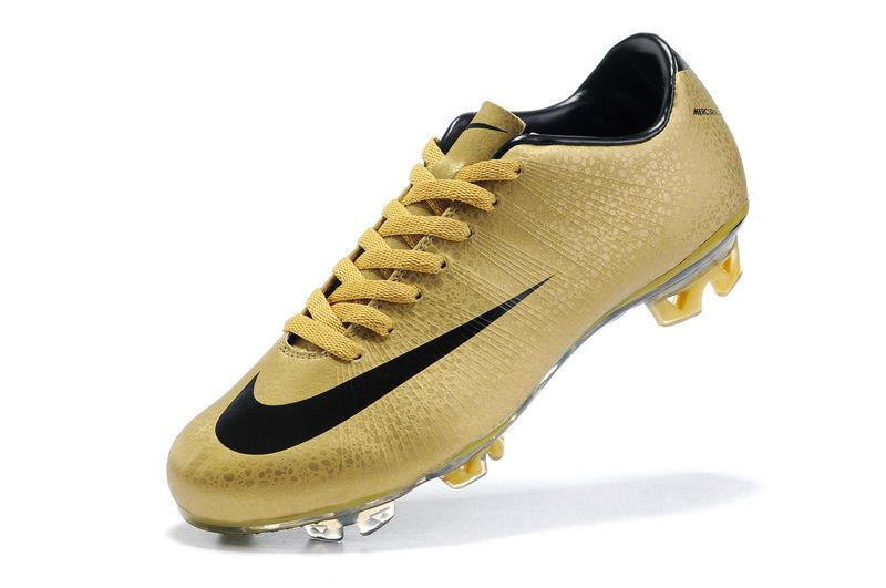 buy online 5af86 3a199 Newest Nike Mercurial Superfly III Safari FG Golden Black ...