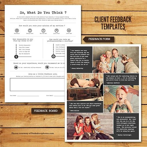 Client Feedback Form \ Blog Board Templates 1 form Pinterest - feedback form template free