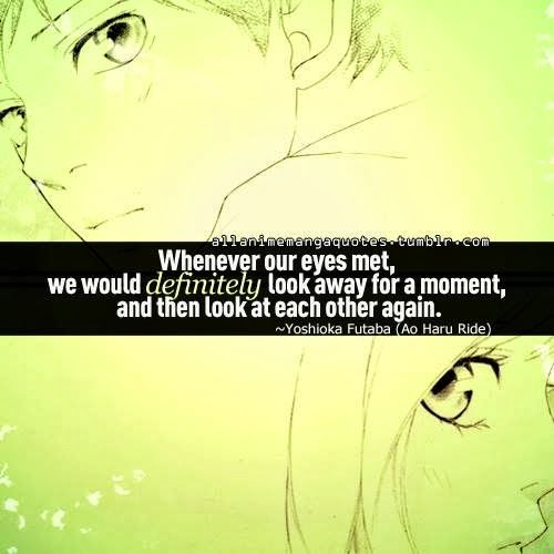 Pin By Ana Daydreamer On Anime Romantic Quotes