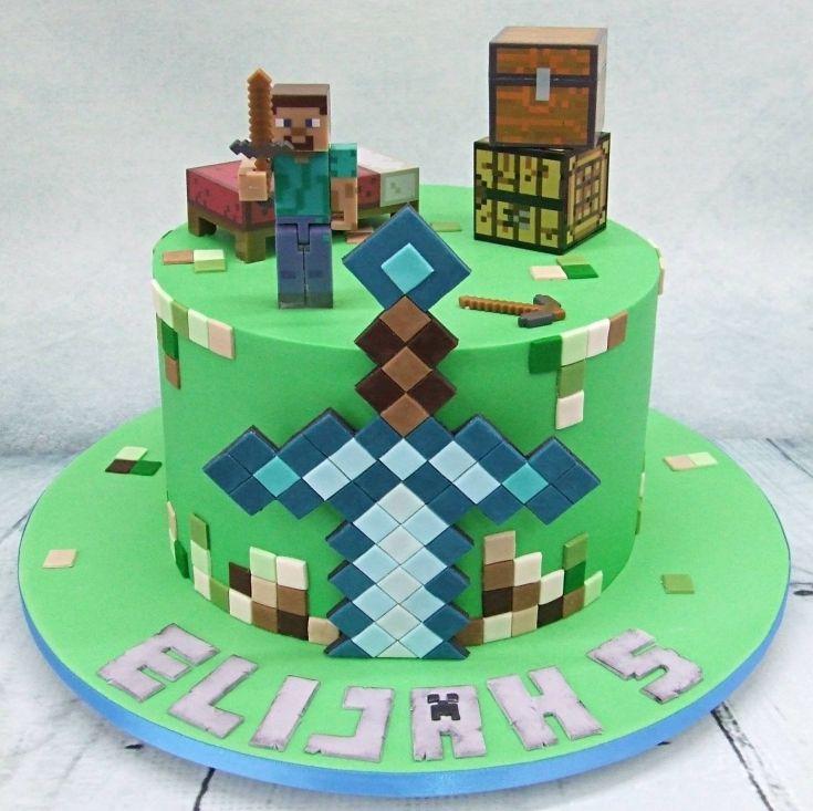 Happy Birthday Elijah Cake A Chance On Belinda In