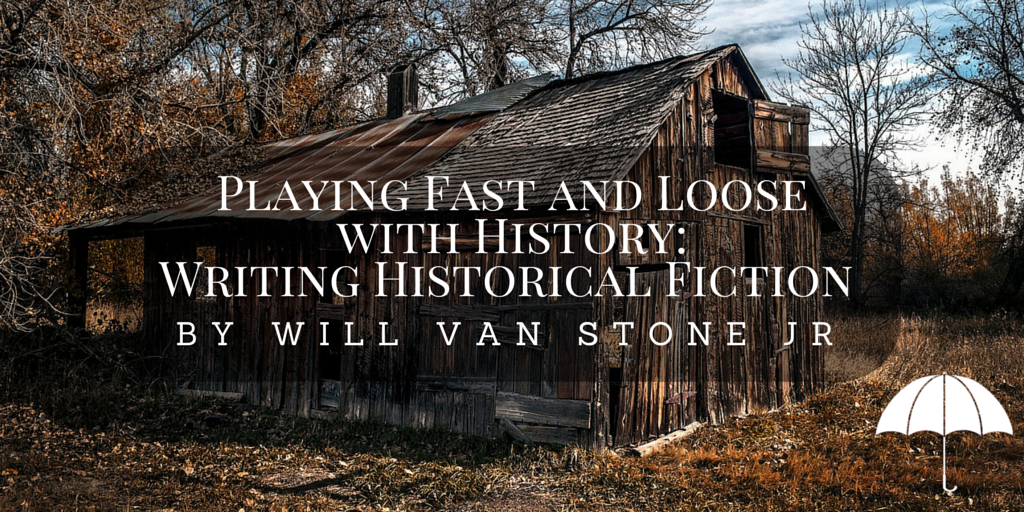 When it comes to writing compelling fiction (that's meant to be fiction), tinkering with what was can make a story more realistic when a bit o' fantasy is added in. Will Van Stone Jr delivers another important craft of writing post!