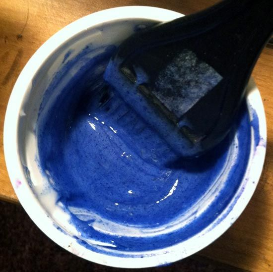 Moonbeam Memoir Diy Non Damaging Hair Toner For Brassy Hair Brassy Hair Hair Toner Dyed Hair Blue