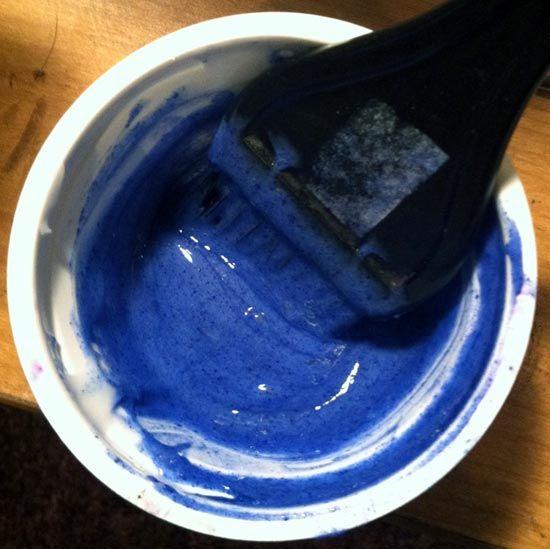 Diy Non Damaging Hair Toner For Brassy Hair Blue Dye Or Food