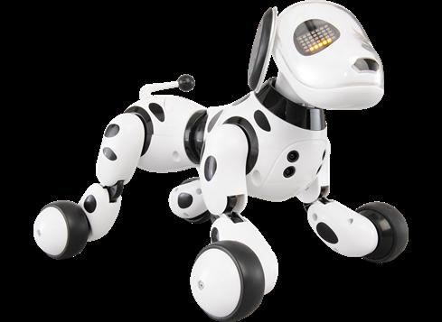 ZOOMER robothund