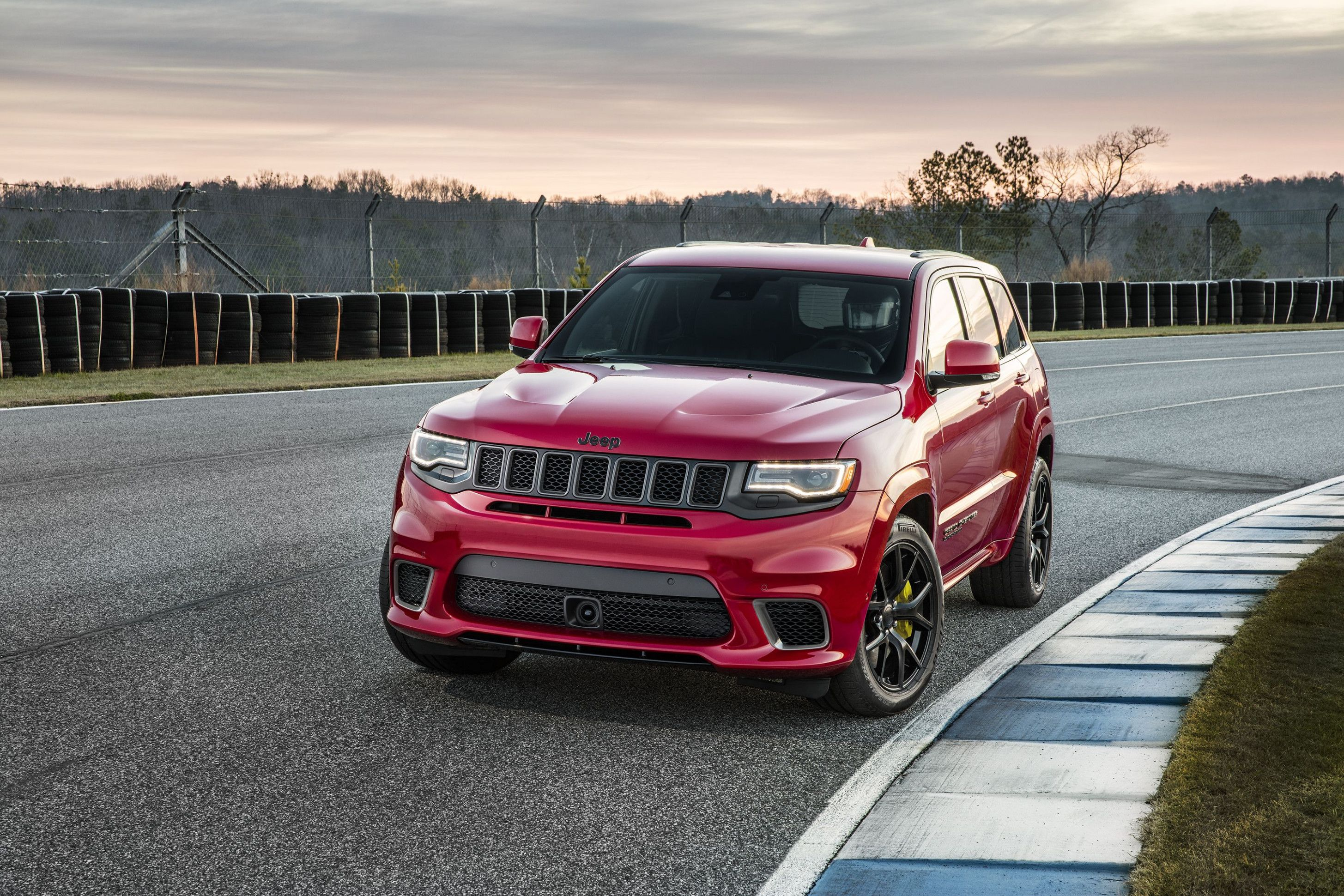 2020 Dodge Trackhawk Review