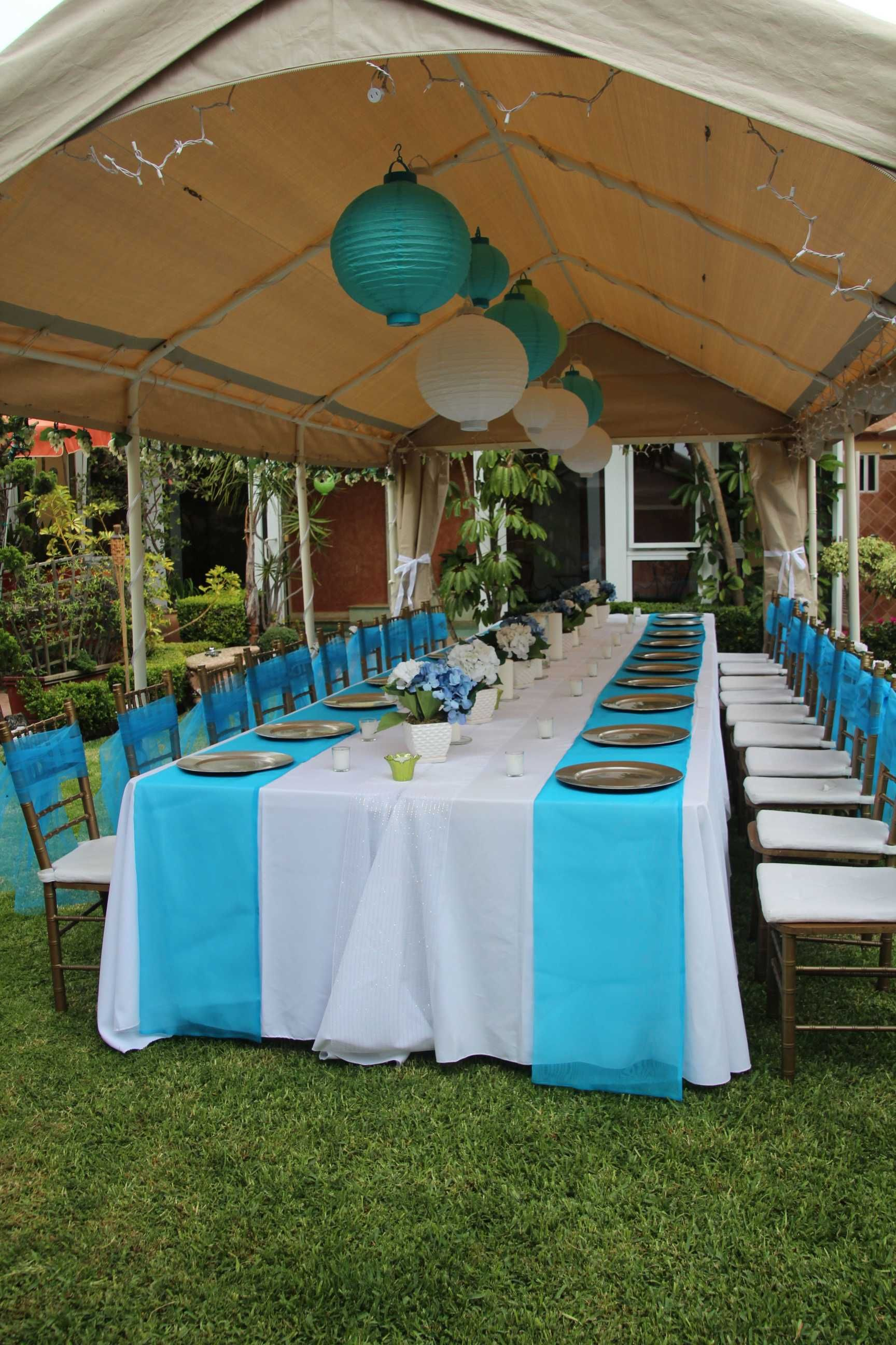 cheap baby shower chair decorating ideas outdoor party decor sweet ...