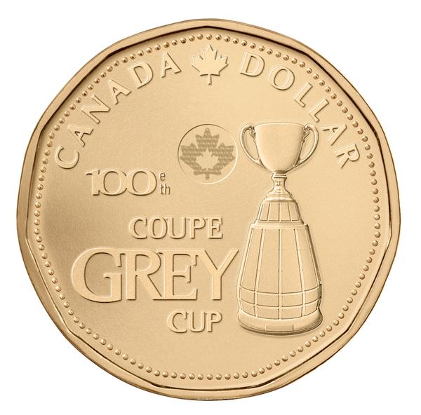 Canada 2008 Loonie BU UNC From Mint Roll!!