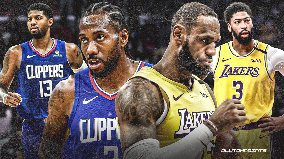 Lakers, Clippers to play rescheduled game April 9 at