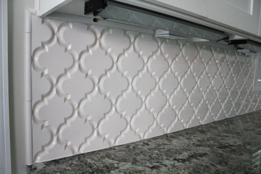 Pin By Kimberly Segal On For The House In 2020 White Backsplash Kitchen Tiles Backsplash Kitchen Remodel Design