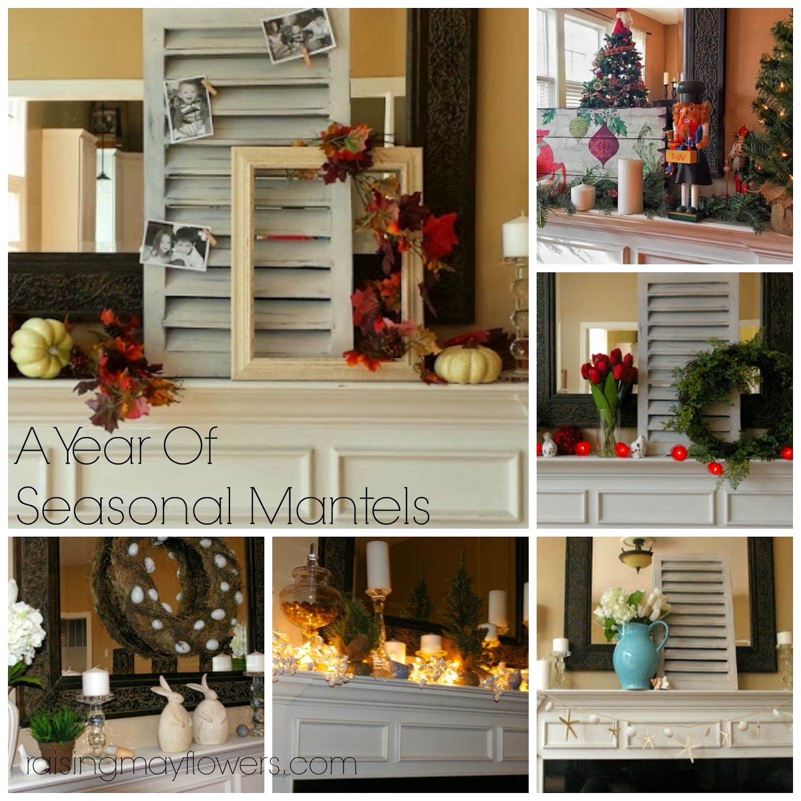 2013 Neutral Living Room Decorating Ideas From Bhg: Neutral Decor With Season Changes