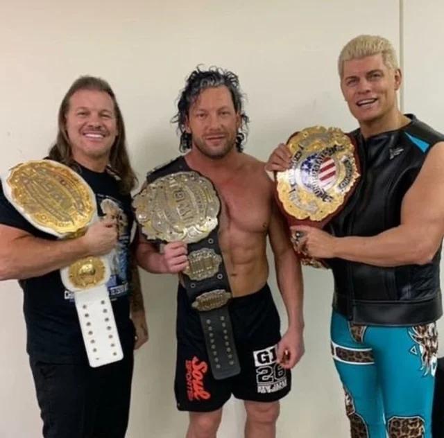 R Squaredcircle Japan Pro Wrestling Chris Jericho Njpw