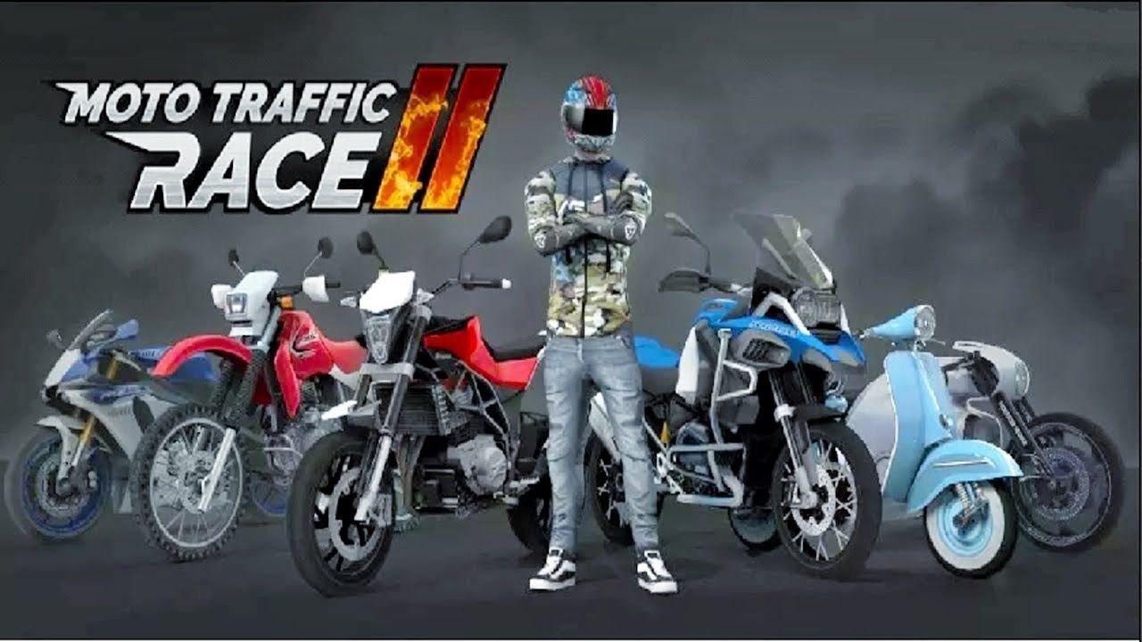 MOTO TRAFFIC RACE 2 MULTIPLAYER Random Games 199
