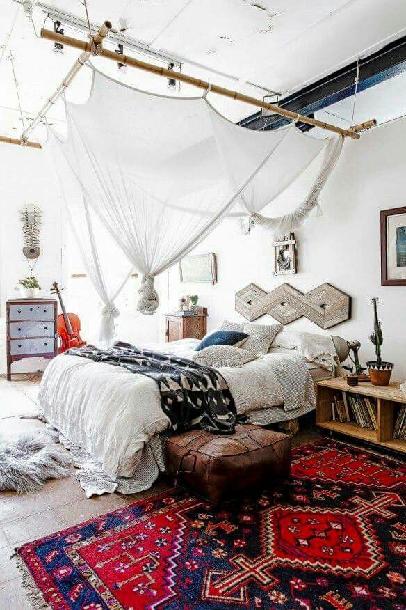 wohnen #einrichtung #ideen #deko #möbel #schlafzimmer #inspiration - wohn und schlafzimmer