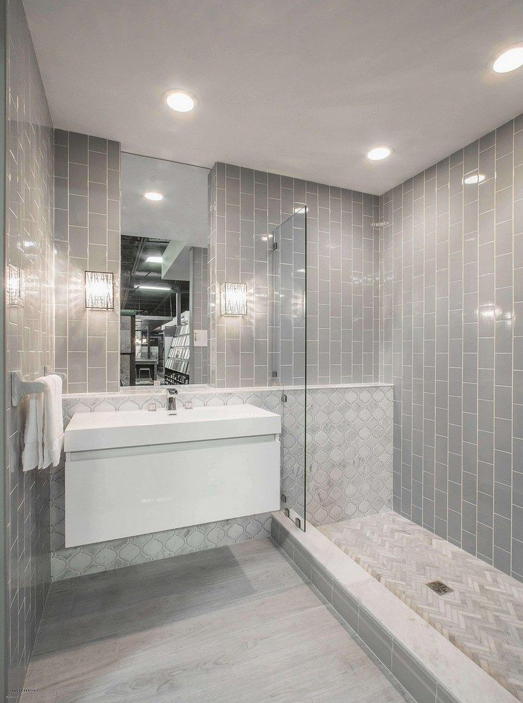 Walk In Shower In A Small Bathroom Design Ideas For Limited Space In 2020 Modern Bathroom Remodel Unique Bathroom Tiles Modern Bathroom Design