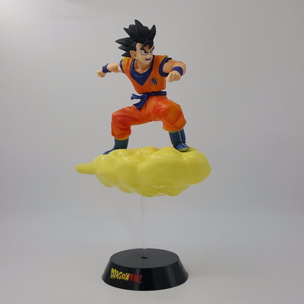 Goku And Flying Nimbus Figure Dragon Ball Super Dragon Ball Goku