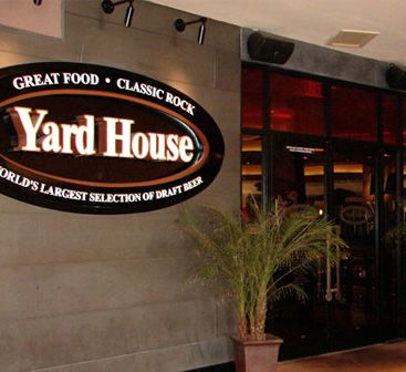 The Yard House (there's one in Glendale, AZ) - The best onion rings around. And great organic tomato bisque!