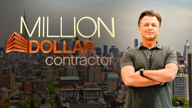 Diy Network S Series Million Dollar Contractor Hosted By Contractor To The Stars Stephen Fanuka Gives Viewers A Behind Th Diy Network Contractors Diy Shows