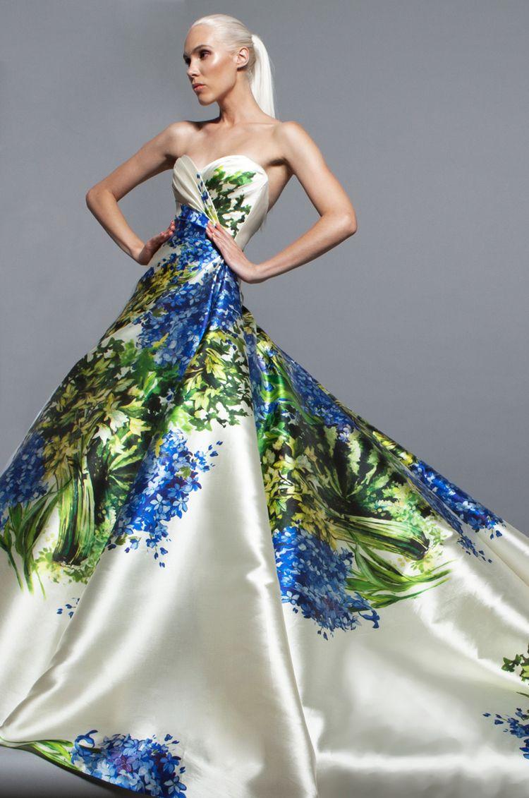 Romona keveza luxe rtw style e formal gowns pinterest
