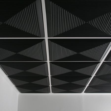 Pattern Bat Ceiling