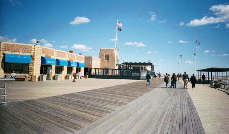 Jones Beach Boardwalk Long Island Ny