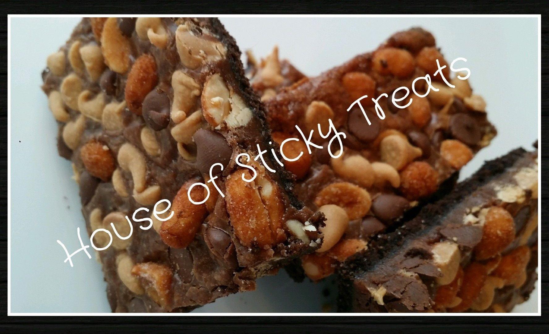 Chocolate Peanutty Bar
