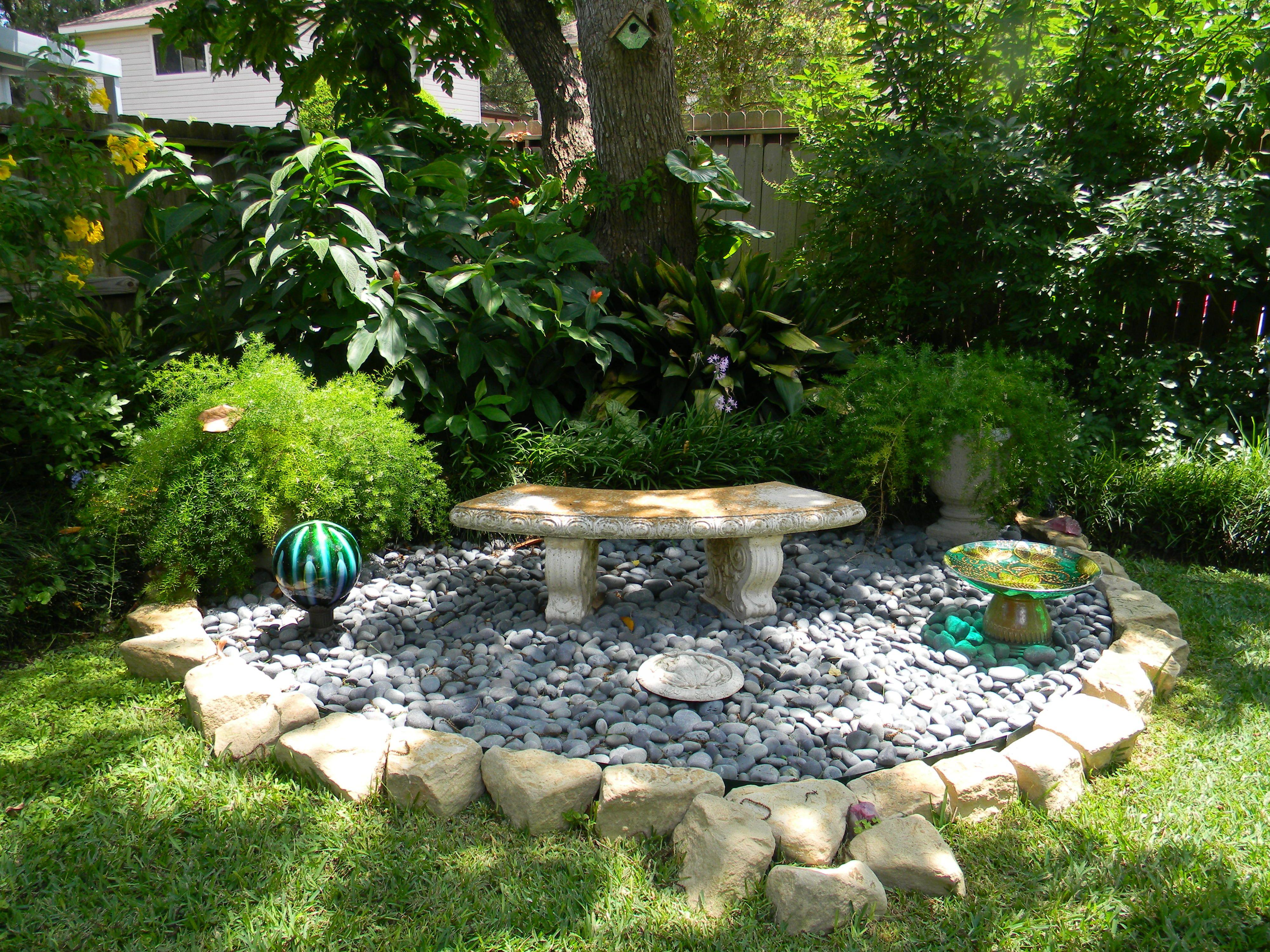 Quail Valley Backyard Tour 3139 Glenn Lakes Meditation Garden