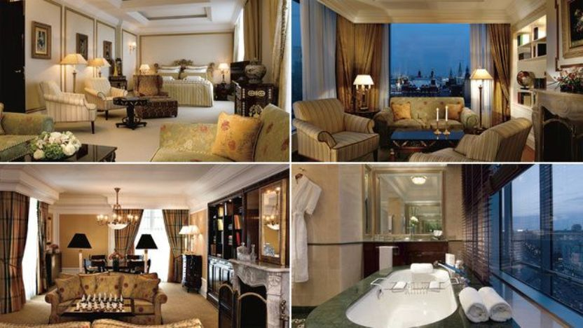 The Ritz-Carlton Hotel Moscow - Presidential Suite _nr7