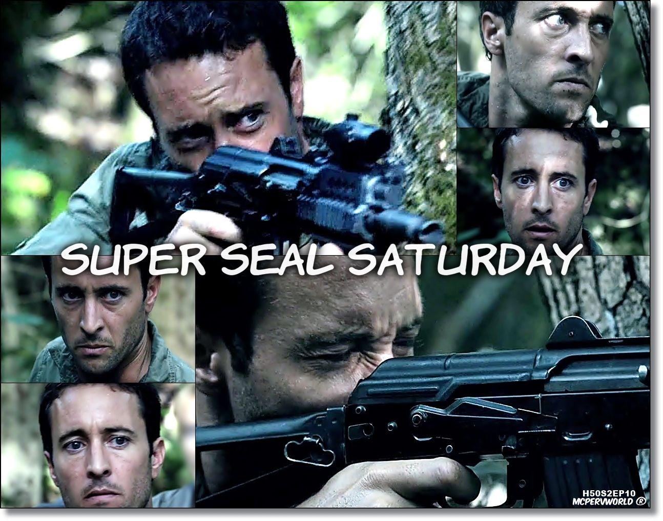 Super SEAL Saturday