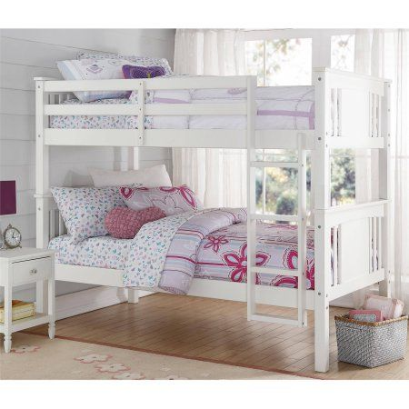 Better Homes And Gardens Flynn Twin Bunk Bed Multiple Colors With