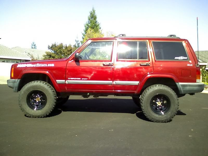 Re 3 5 With 31 S Xj Lift Tire Setup Thread Jeep Cherokee Forum Jeep Cherokee Jeep Cherokee Xj Jeep