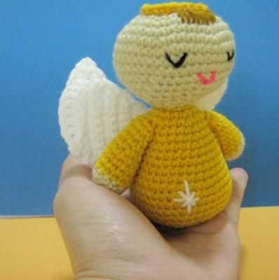 20 Crochet Patterns Inspired by Angels | Pinterest | Patrones ...