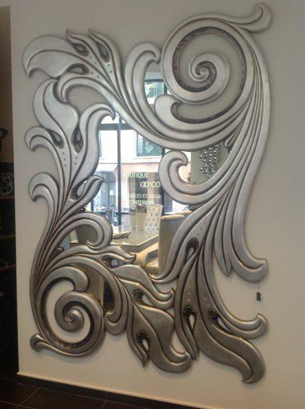 Img 0003 mirrors marcos para espejos muebles de for Marcos de espejos modernos