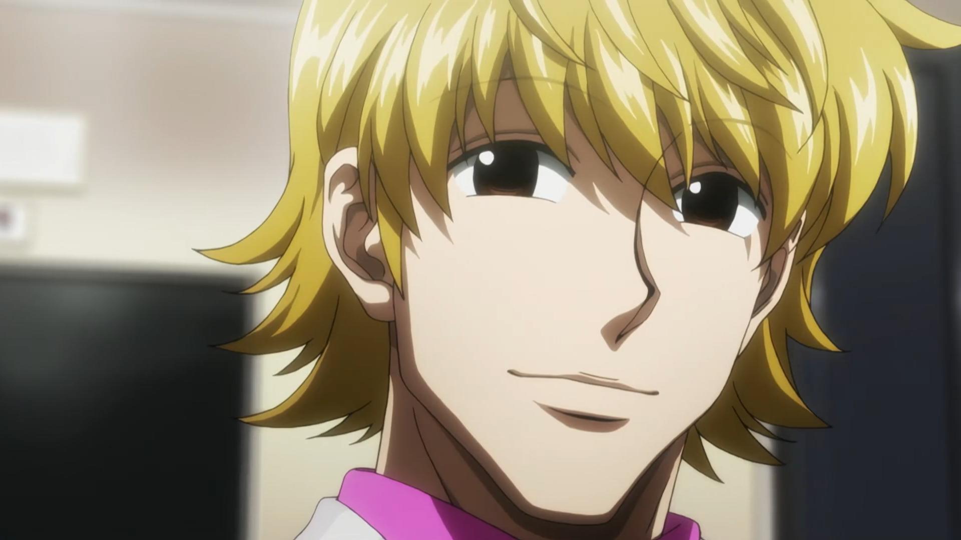 Pariston Anime Anime Characters Hunter X Hunter