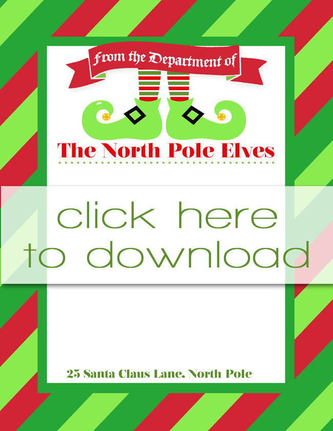 27+ Elf on the shelf letter template download word inspirations