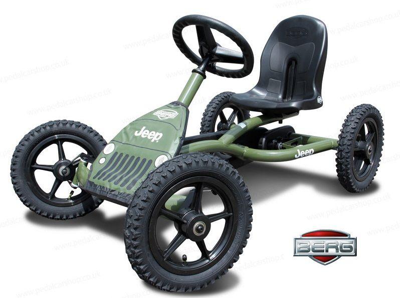 berg jeep junior pedal go kart 3 8 years kool kids pinterest go kart and jeeps. Black Bedroom Furniture Sets. Home Design Ideas