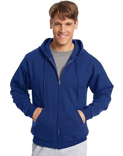 Hanes ComfortBlend Full Zip Hoodie $12.99!