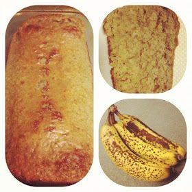 Fit Kitten Food Blog: High Protein Banana Bread
