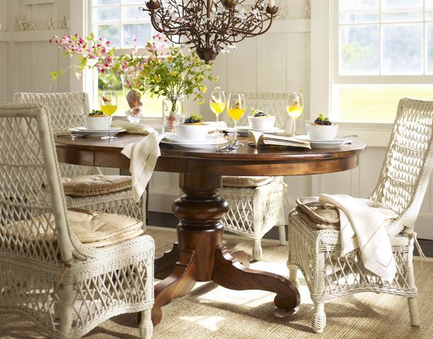 Pottery Barn Dining Table Decor: For The Home