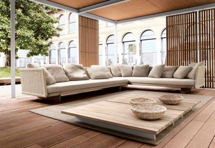 Modulares Sofa \u2013 4 moderne und flexible Deisgns von Paola Lenti