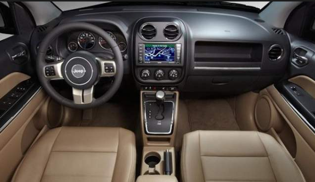 2018 jeep compass interior future vehicle preview jeep. Black Bedroom Furniture Sets. Home Design Ideas