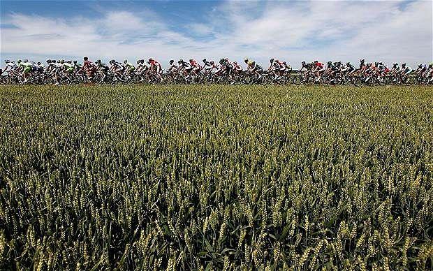 Tour de France 2012 - stage 3