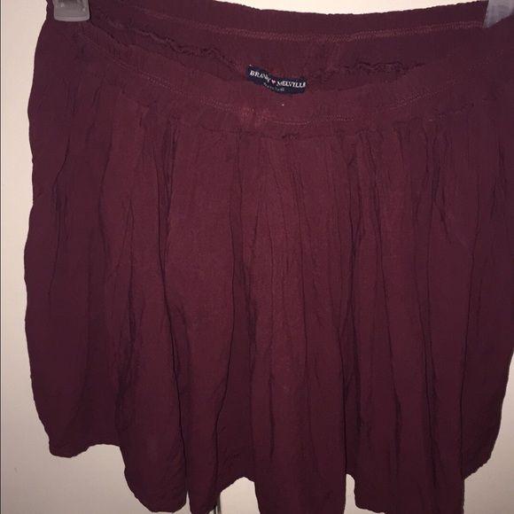 Brandy Melville skirt One size , flowy Brandy Melville Skirts Mini