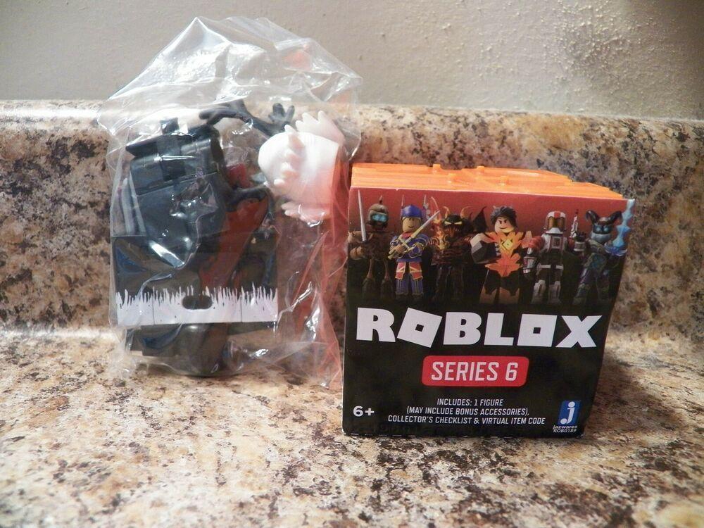 Roblox Series 6 Cold Developer Colddeveloper Mini Figure W