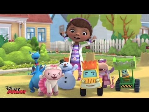 Disney Doc Mcstuffins Puzzle Game By Greenplush Baby Channel And Kid Tv For Kids Disney Junior Animation Maker Disney Kids